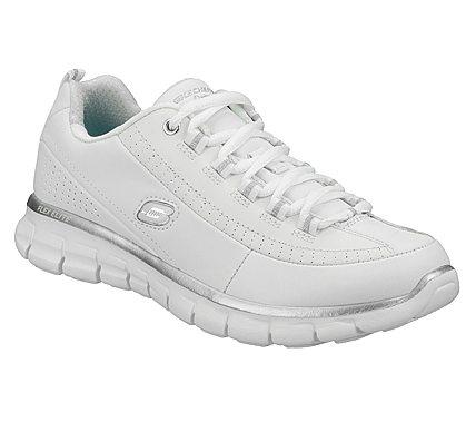 skechers elite white