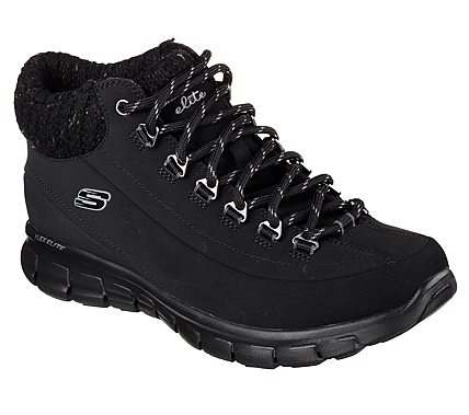 Skechers De Mujer Nights Colombia Synergy Winter IbyYfgv67