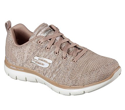 Skechers Flex Appeal 2.0 High Energy Training Shoe (Women's) M0dhtgE
