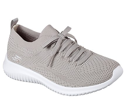 Skechers Ultra Flex Statements für Damen (beige / 41)