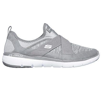 Skechers Flex Appeal 3.0 Finest Hour Slip-On Sneaker (Women's) Fpm9zWgFb