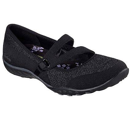 SKECHERS Women's Relaxed Fit: Breathe Easy - Lucky Lady - SKECHERS France