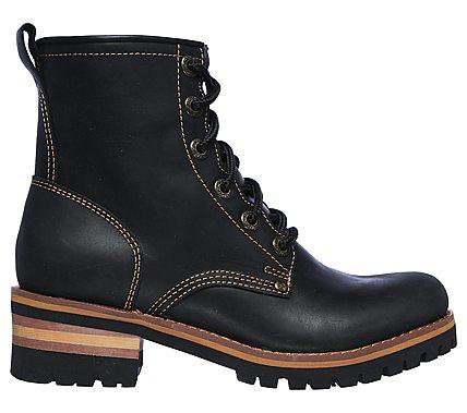 Skechers Women's   Work Brooten Steel Toe Boot Clothing, Shoes & Accessories Women's Shoes