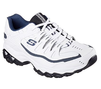 Buy SKECHERS After Burn Memory Fit Sport Shoes