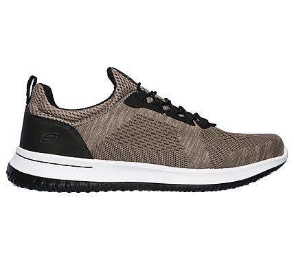HERRE SKESKERE DELSON BREWTON Klassiske sko, 65509 BLK SyQfO