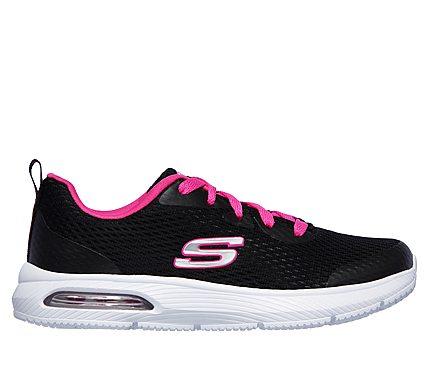 Skechers Mädchen – Farbenfrohe und leuchtende Schuhe für