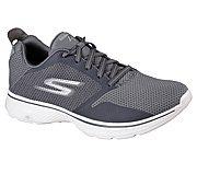 Skechers mens Foreflex sneaker, Uomo, Navy, 6
