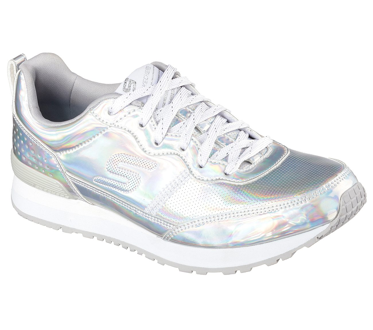 skechers faux lace sneakers Sale,up to