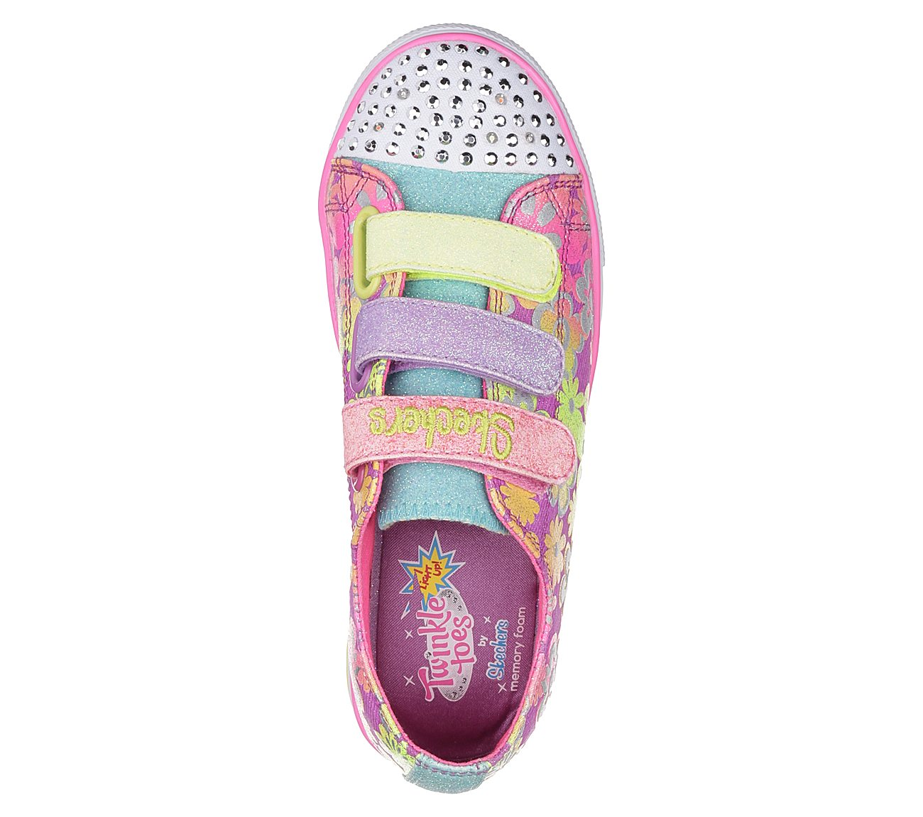0169640931b1 Buy SKECHERS Twinkle Toes  Chit Chat - Glint and Gleam SKECHERS S ...