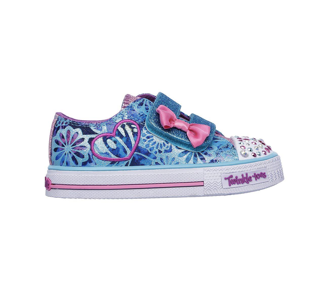 Buy SKECHERS Twinkle Toes Shuffles Baby Love S Lights