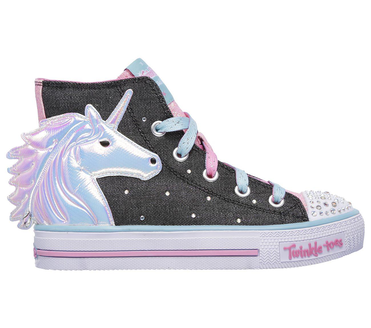 6e25d5b80b48e Buy SKECHERS Twinkle Toes: Shuffles - Prancing Pretty S-Lights Shoes ...