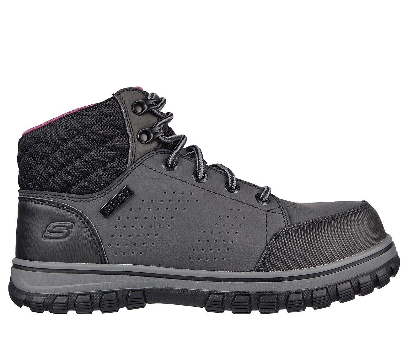 SKECHERS Work: McColl Comp Toe Work Shoes