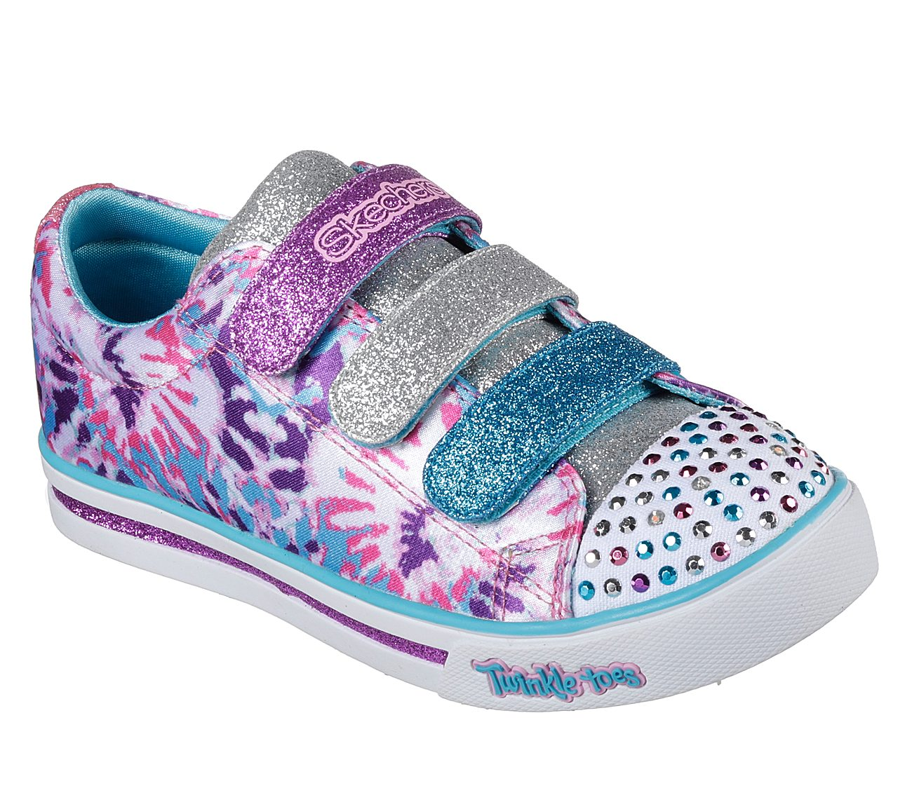 Skechers Twinkle Toes: Sparkle Glitz-Pop Party (Girls' Toddler-Youth) 7qkIlB4KcZ