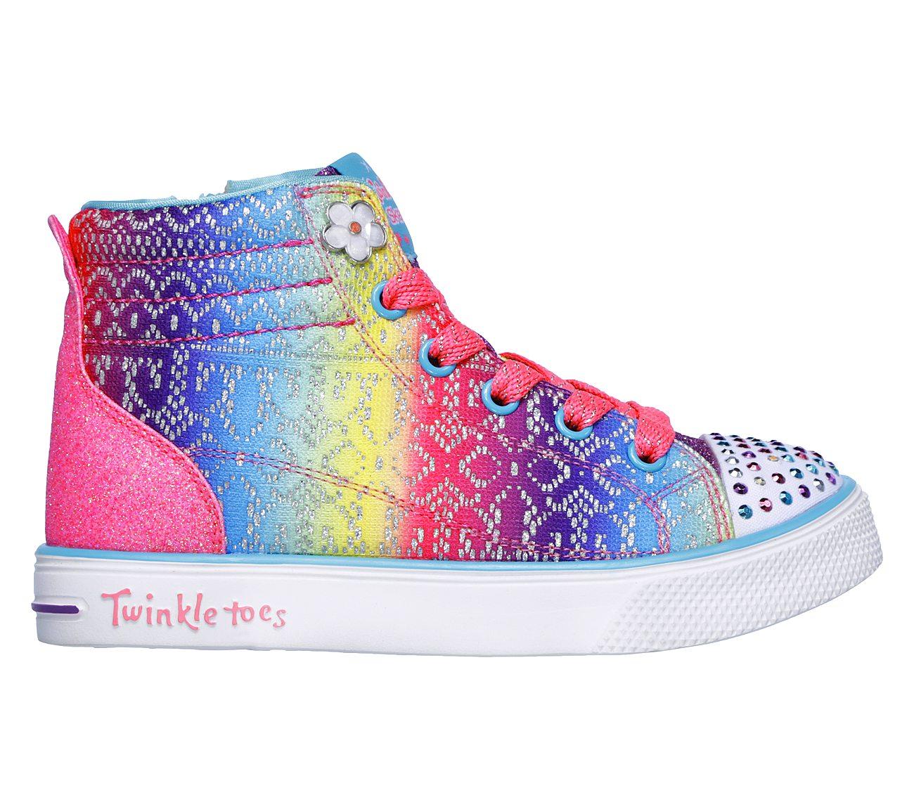 Twinkle Toes: Twinkle Breeze 2.0 Rainbow Glitz
