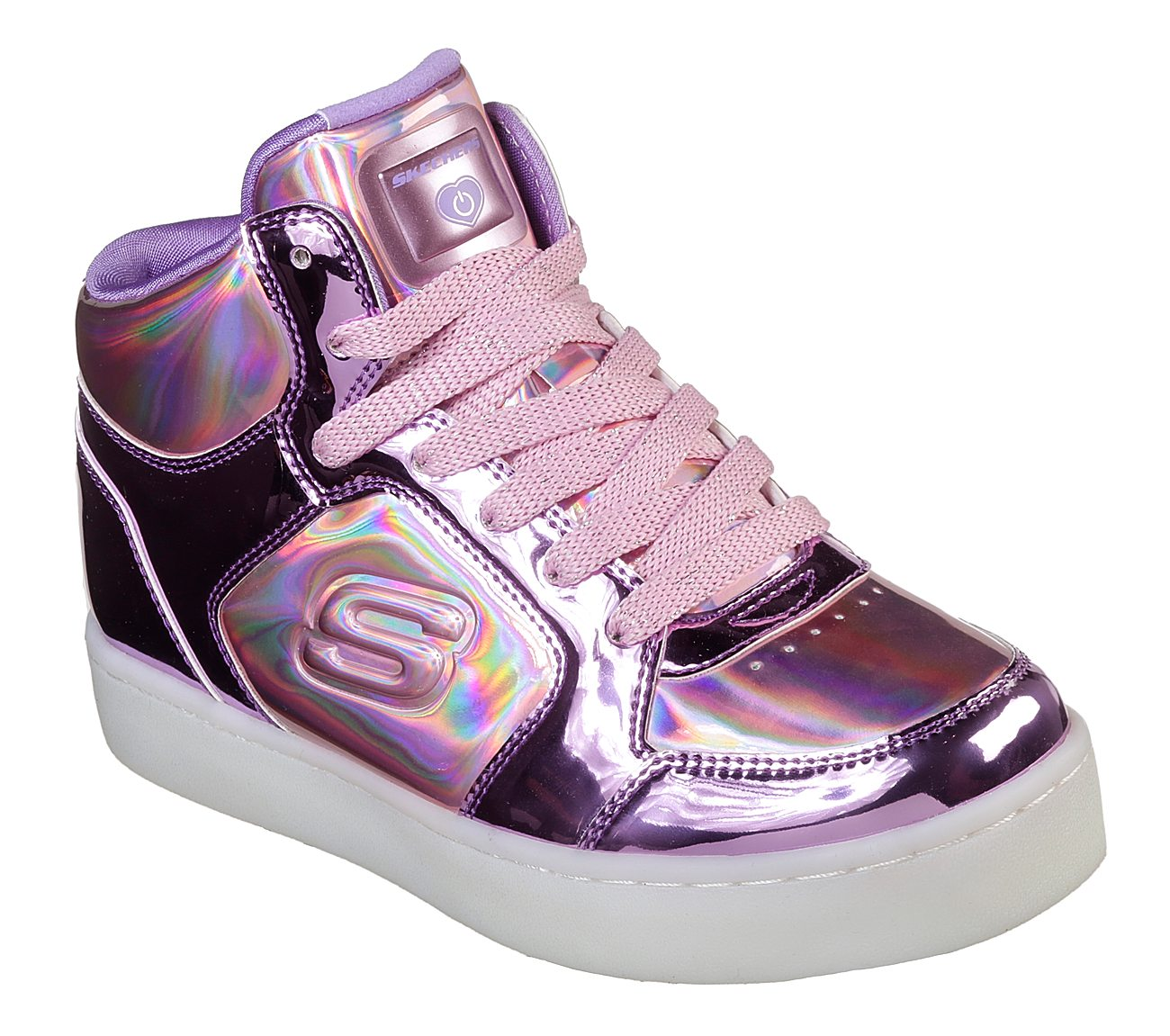 check out newest best authentic Skechers S LIGHTS: ENERGY LIGHTS SHINY BRIGHTS LED Sneakers