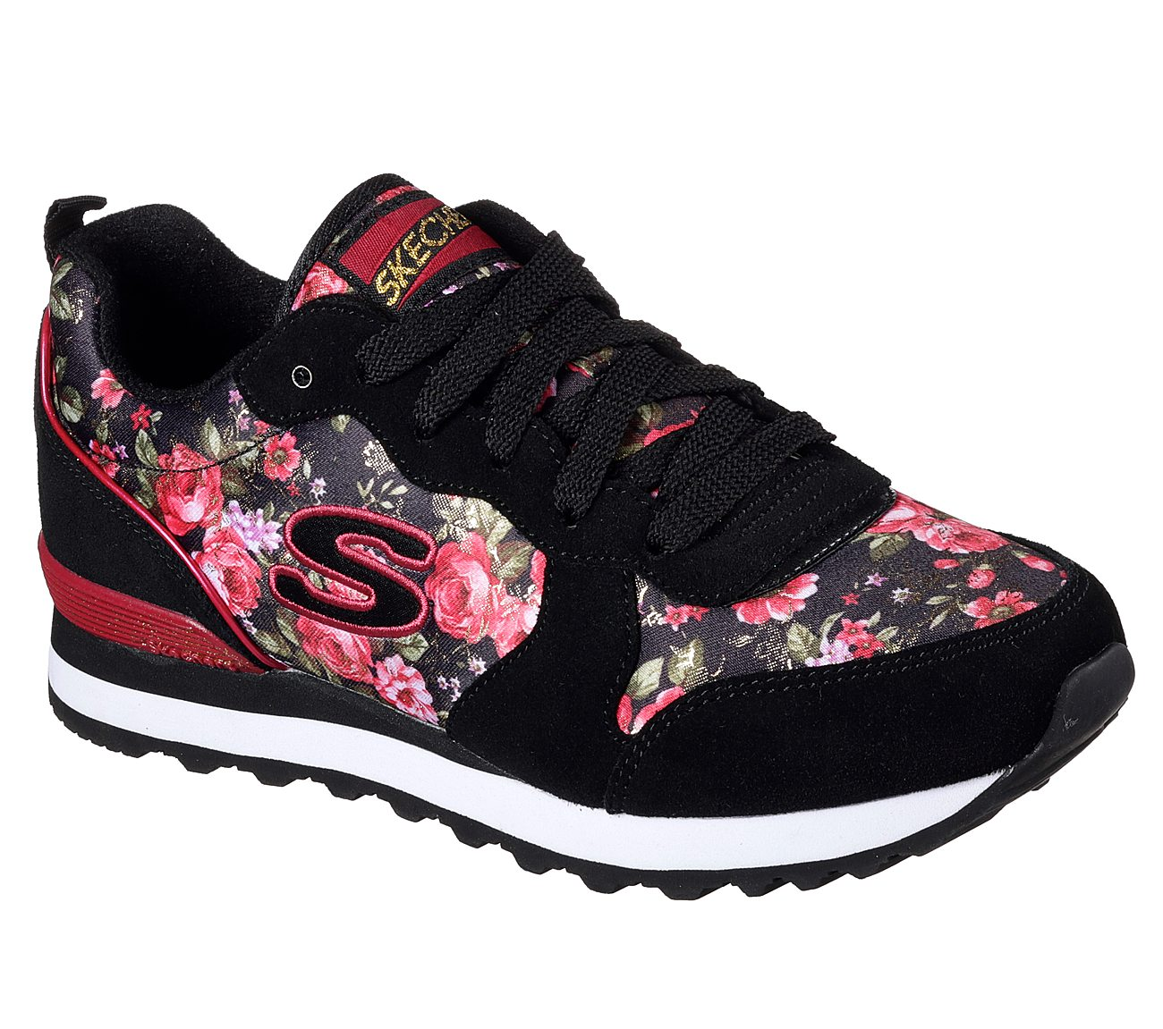 c6effb9288fb Buy SKECHERS OG 85 - Hollywood Rose Low Originals Shoes only  60.00