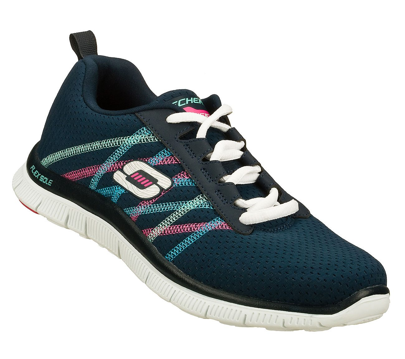 Buy SKECHERS Flex Appeal Something Fun Flex Appeal Shoes eXFmN