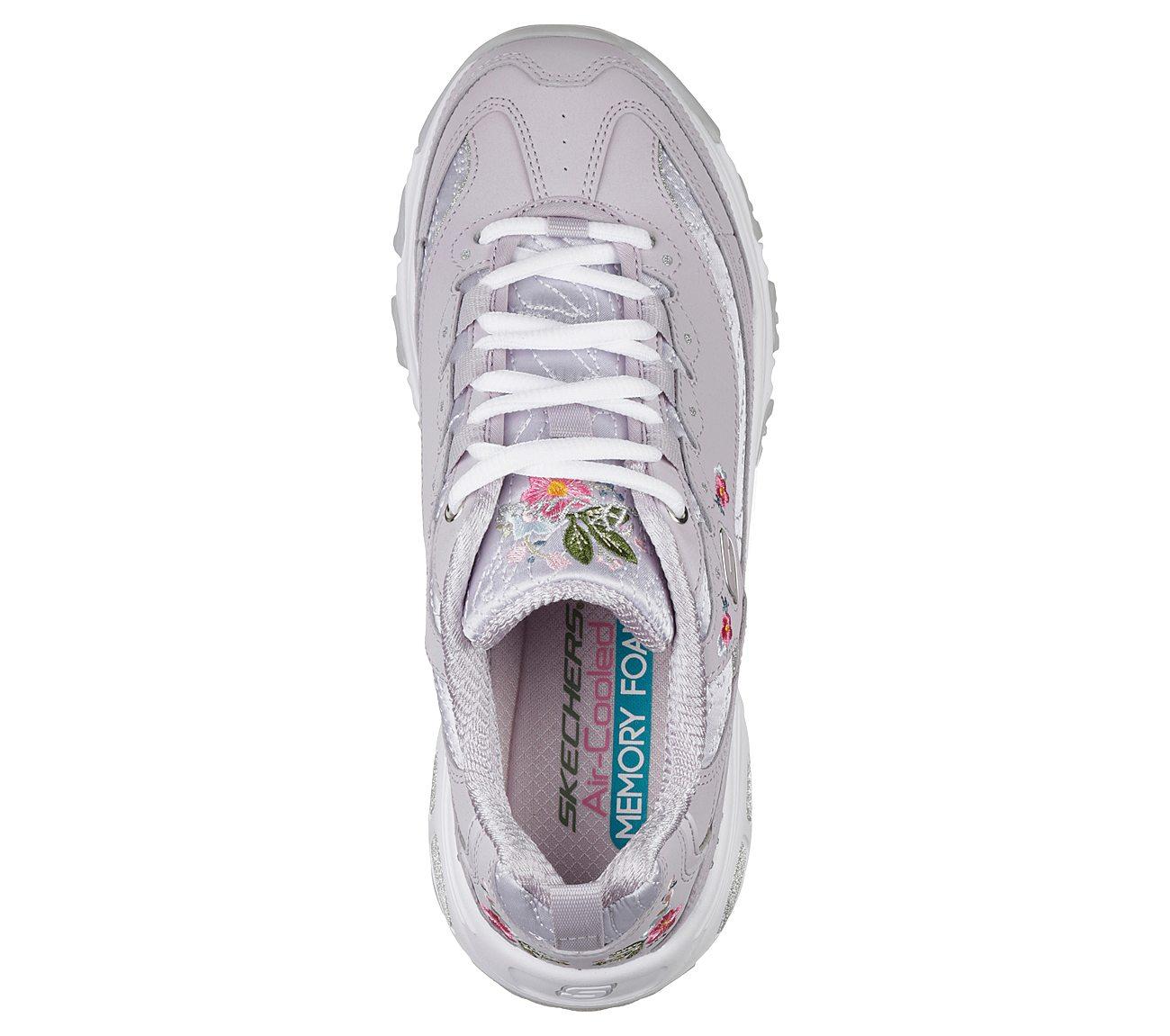 7819e6688ea Buy SKECHERS D Lites - Bright Blossoms Skechers D Lites Shoes only ...