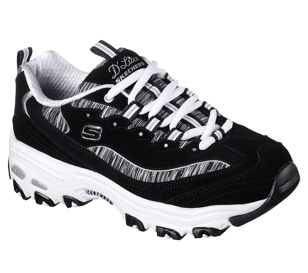 ebcc10970e88 Buy SKECHERS D Lites - Interlude Skechers D Lites Shoes only £64.00
