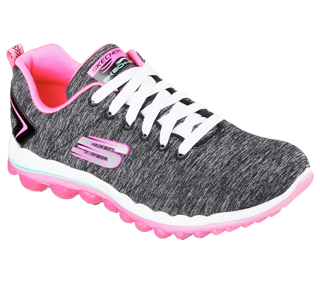 Skechers Shoes  Skechers Sweet Life 12109 Womens Sports Shoes NavyLight Blue