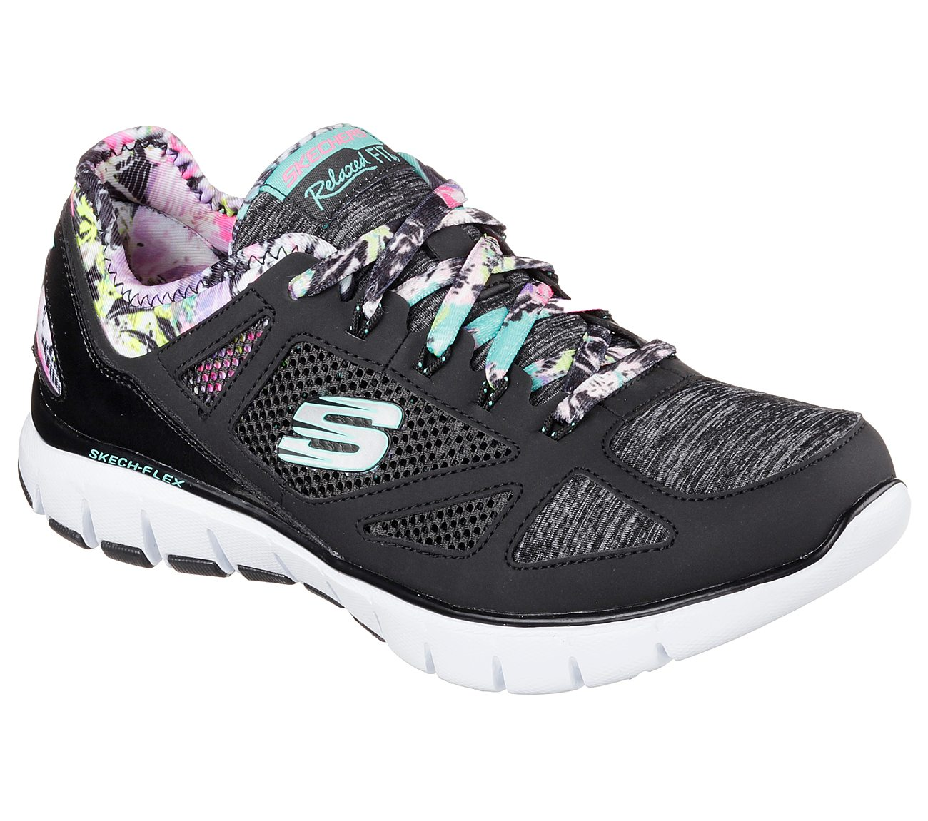 Tropical Vibe SKECHERS Relaxed Fit Shoes