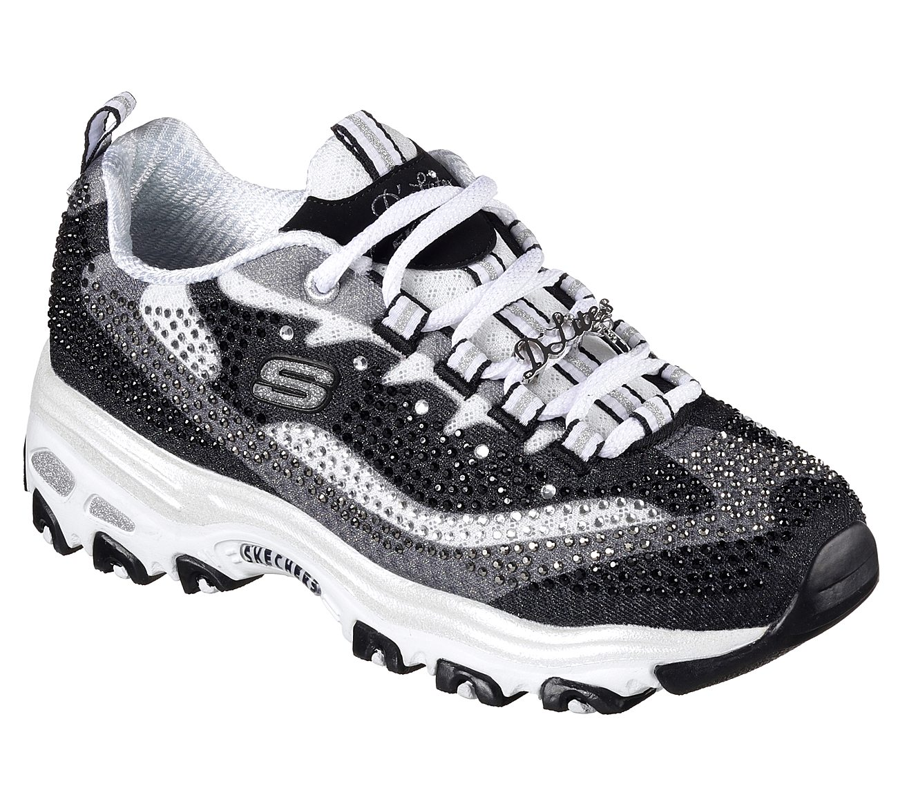 Buy SKECHERS D Lites - Diamonds Are Forever D Lites Shoes only  55.00 d392ee81f74f