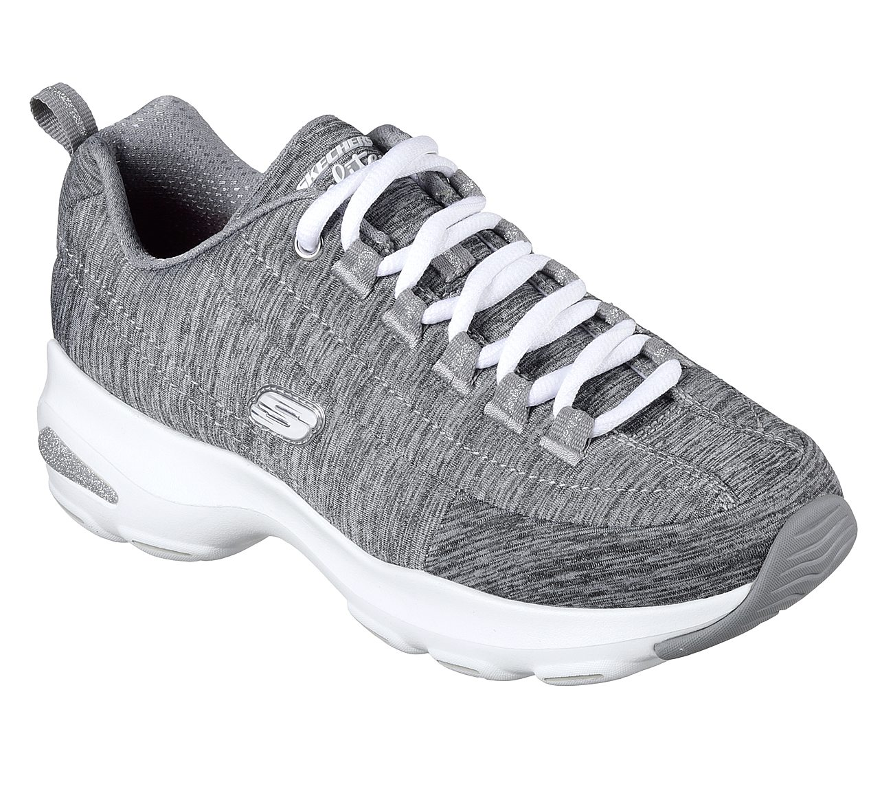 Skechers Sport 12294 Womens DLite Ultra-Meditative Fashion Sneaker