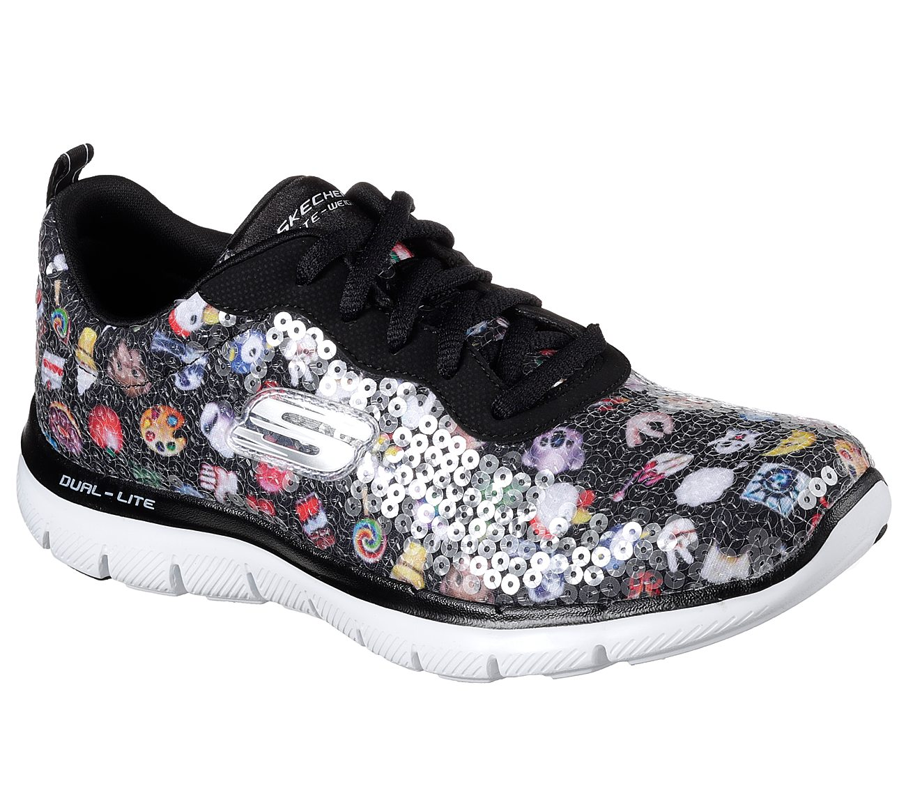 Women's Sketchers Flex Appeal Speak Your Mind Synthetic-Fibers Sweet & Light
