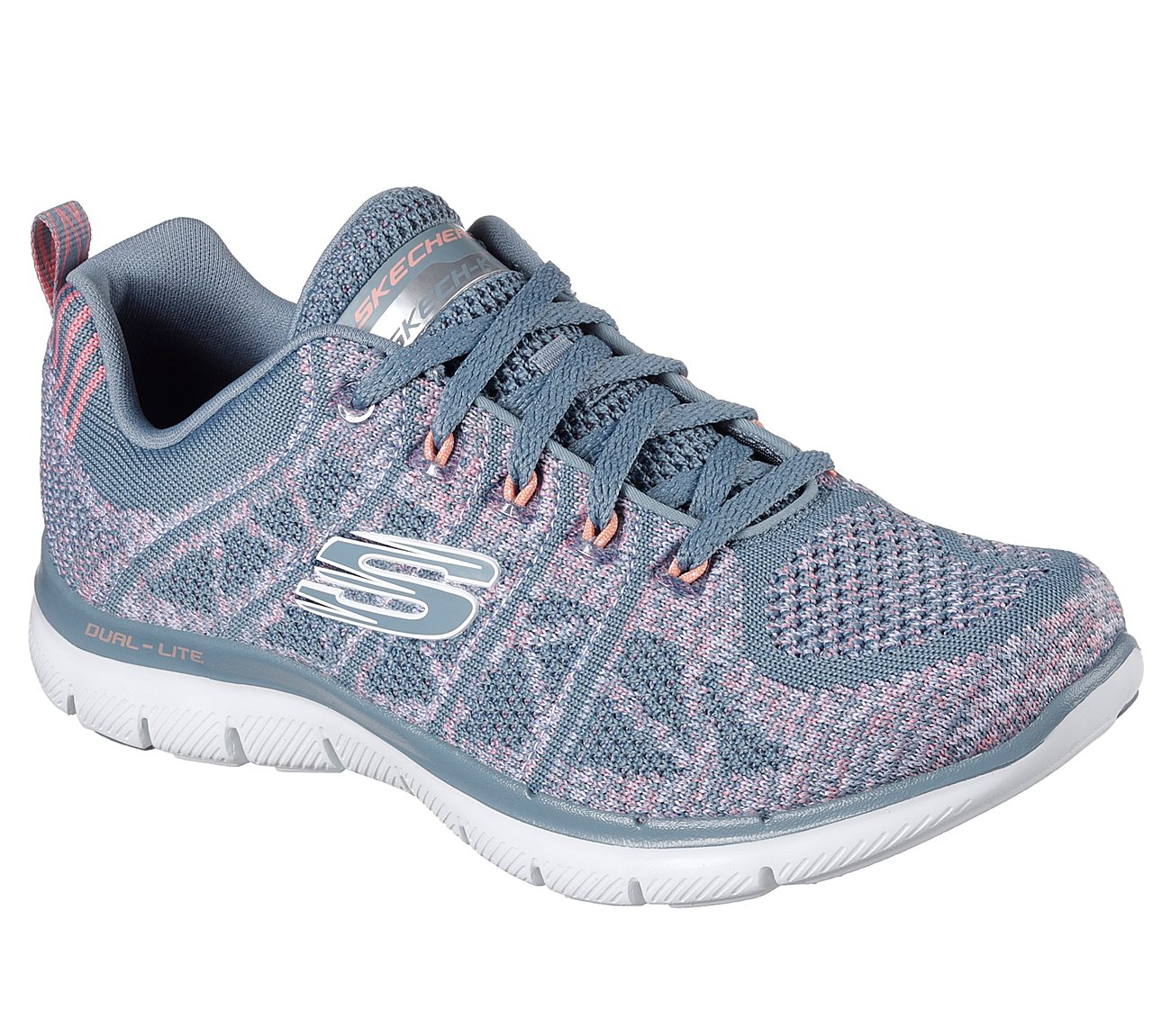 Details about Skechers Women's Fitness Leisure Shoes Flex Appeal 2.0