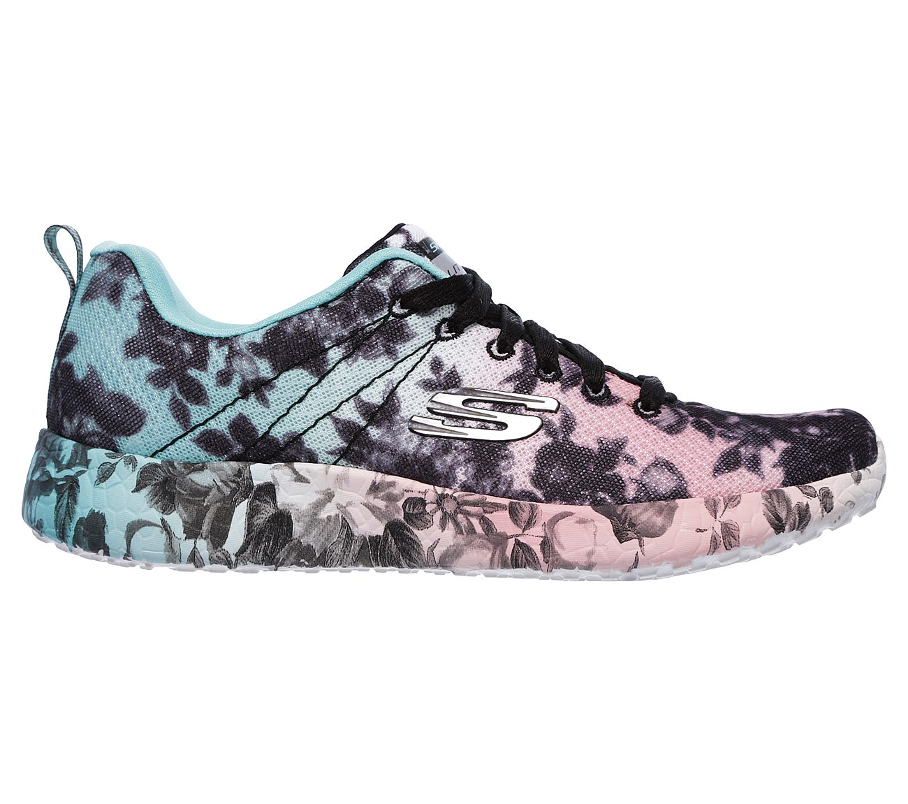 b9c92103110e Buy SKECHERS Burst - Wild Rose Athletic Sneakers Shoes only  46.00