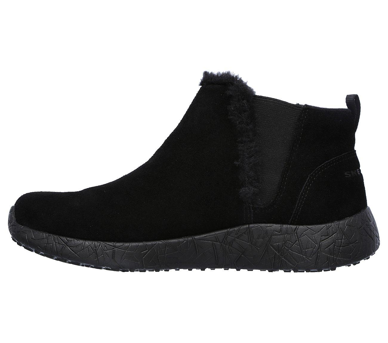 skechers sport burst-winter lights women's boot