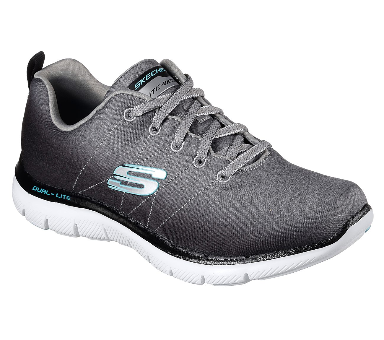 9dce517f41d55 Buy skechers flex appeal mens white > OFF72% Discounted