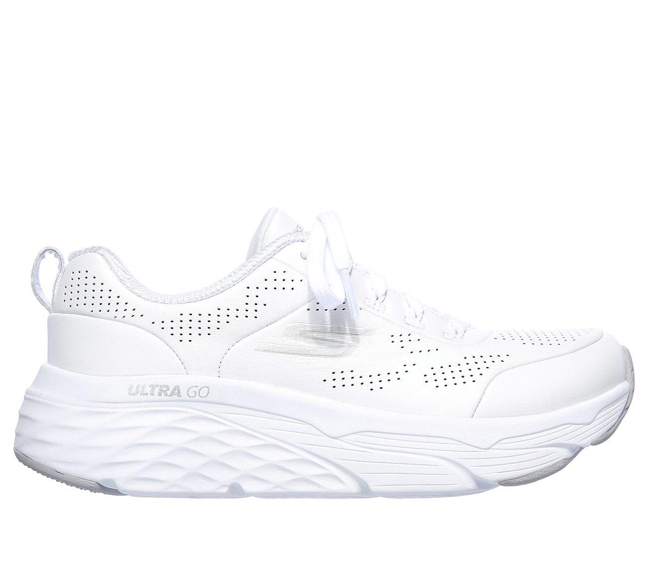 Skechers Go Run Max Cushioning Elite Step Up Womens Running Shoes