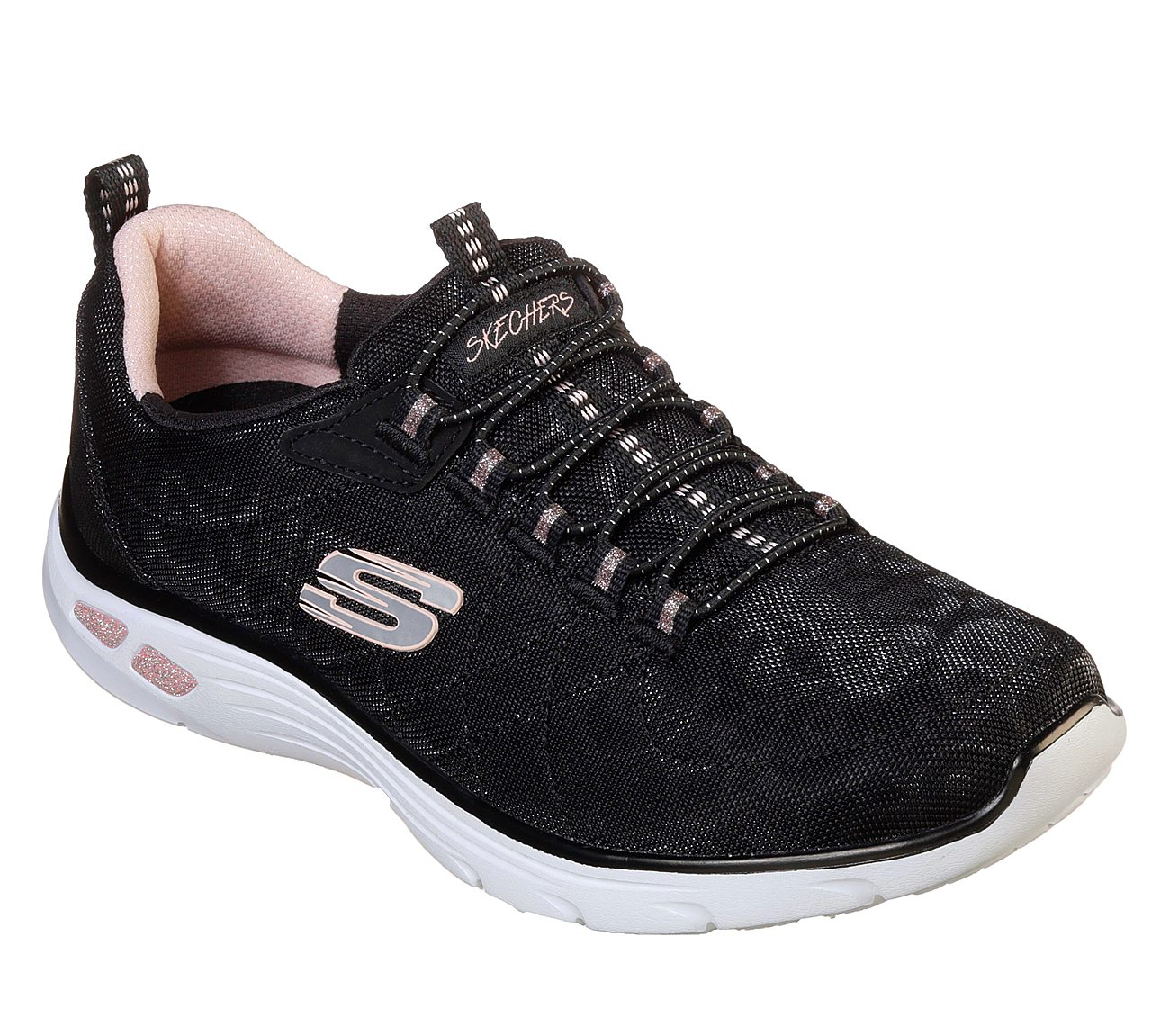 SKECHERS Relaxed Fit: Empire D'Lux Spotted Medium Width