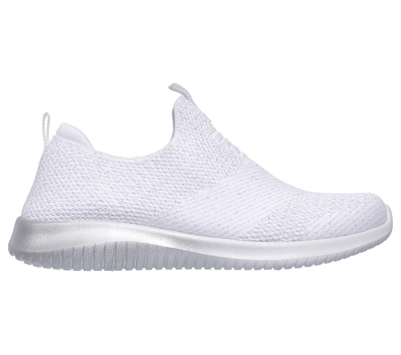 stretch knit sneakers skechers