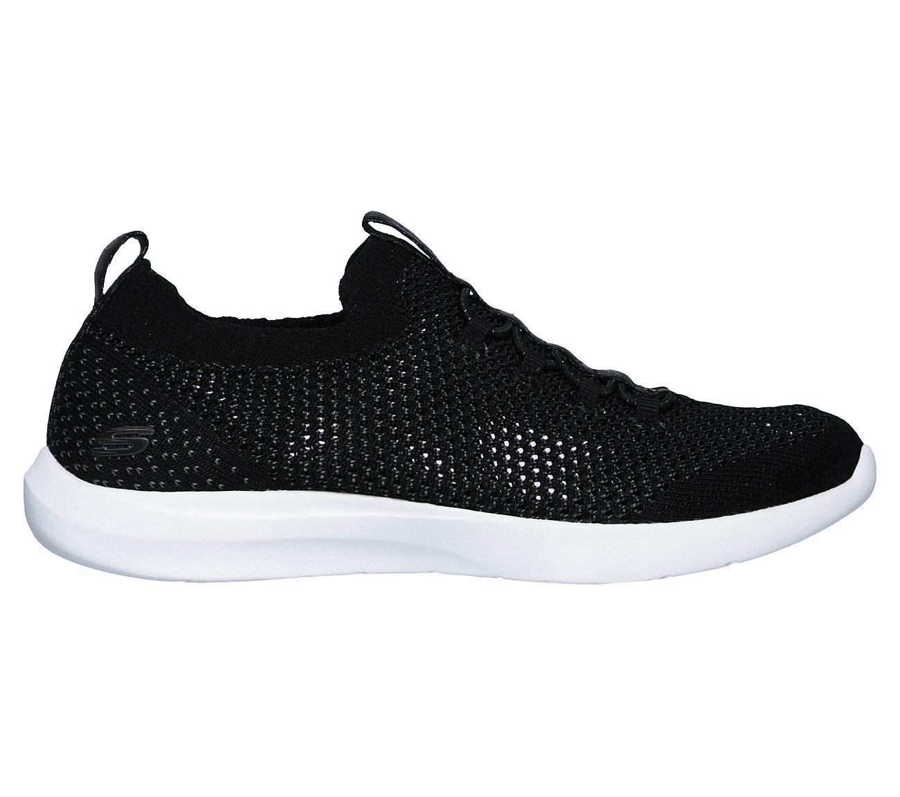 SKECHERS Mujer Calzado Confort ZAPATO SKECHERS SPORT Negro