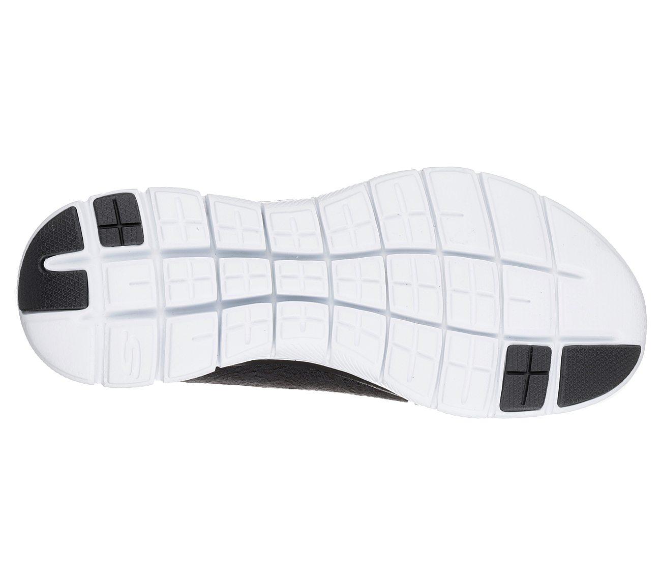 Flex Appeal 2.0 Clear Cut Black White Textile