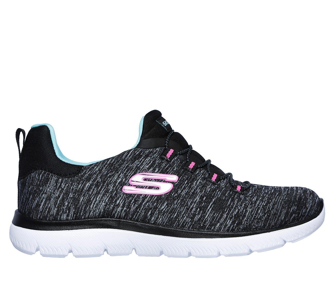 Buy SKECHERS Summits Quick Getaway Sport Shoes srUEX