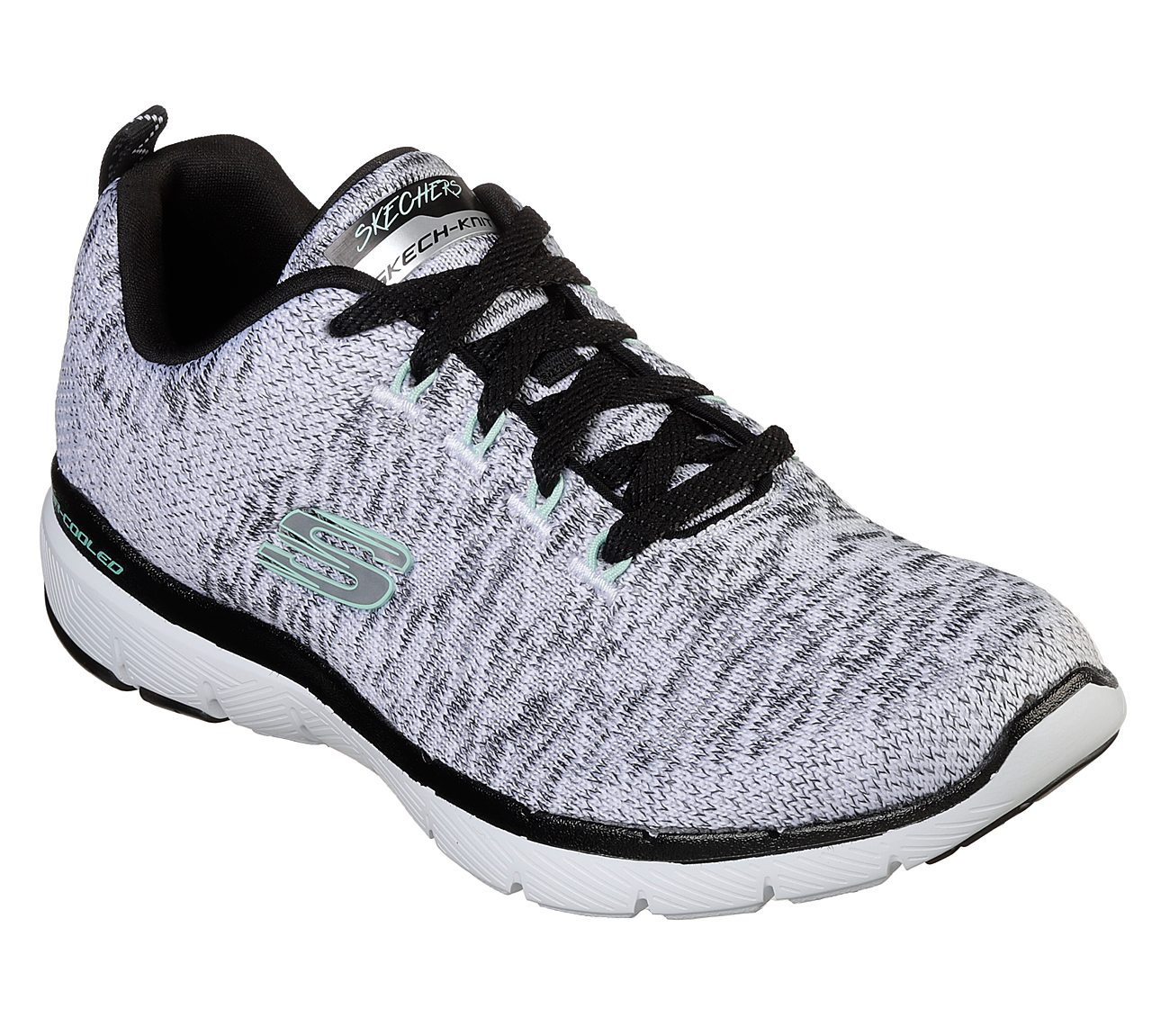 skechers skech knit sneakers w memory foam