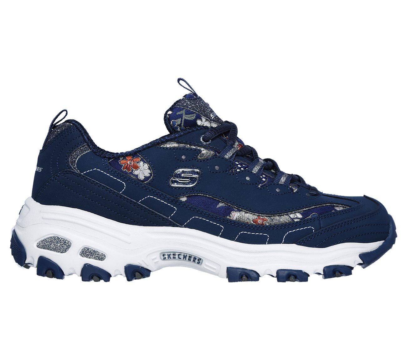 Altoparlante Planta de semillero Malversar  Buy SKECHERS D'Lites - Floral Days Skechers D'Lites Shoes