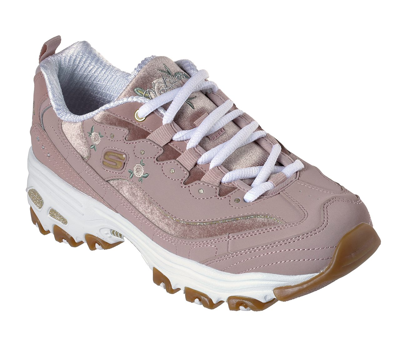 7861c60226e7 Buy SKECHERS D Lites - Rose Blooms D Lites Shoes only  70.00