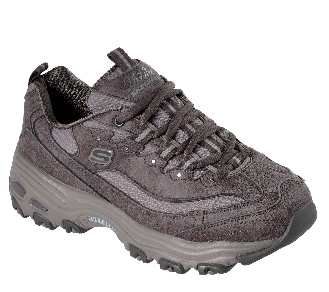 Skechers Damen D'lites New School 13085 Sneaker