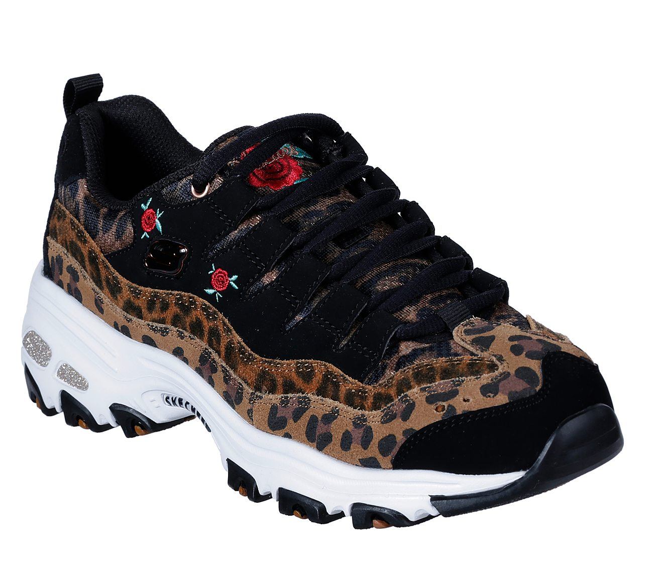 f70a28a02333 Buy SKECHERS D Lites - Leopard Rose D Lites Shoes only  80.00