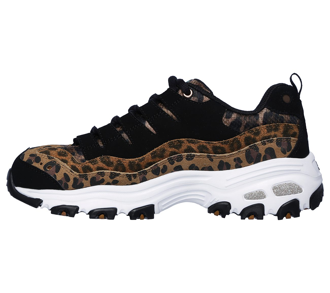 ce939e315912ea Buy SKECHERS D Lites - Leopard Rose D Lites Shoes only  80.00