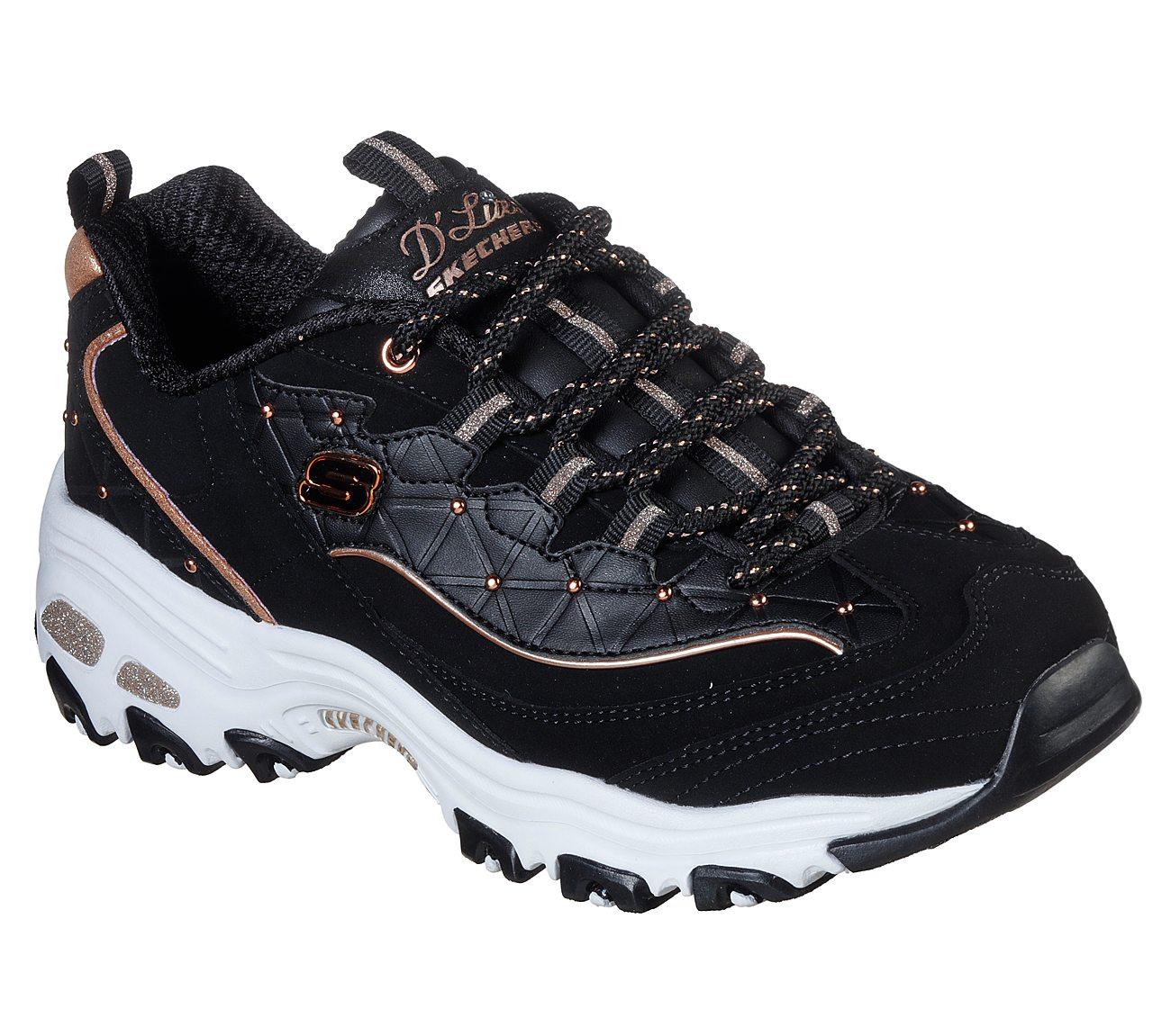 Diamond Joy Skechers D'Lites Shoes