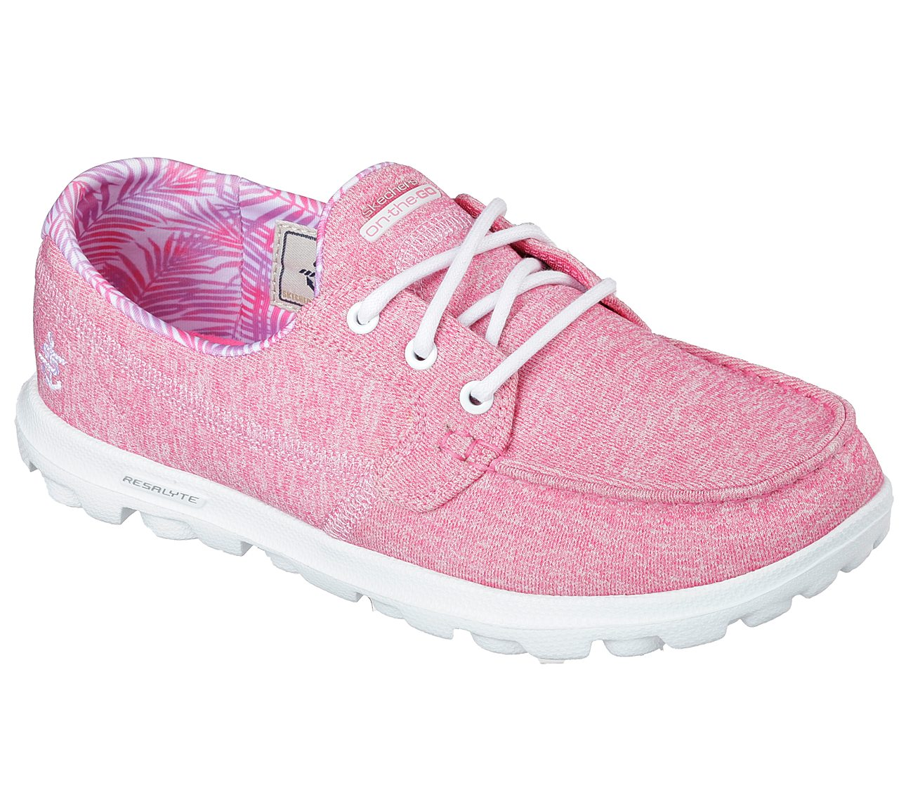 Skechers On The Go Women's Slip-on Boat Walking Shoes Size 8.5