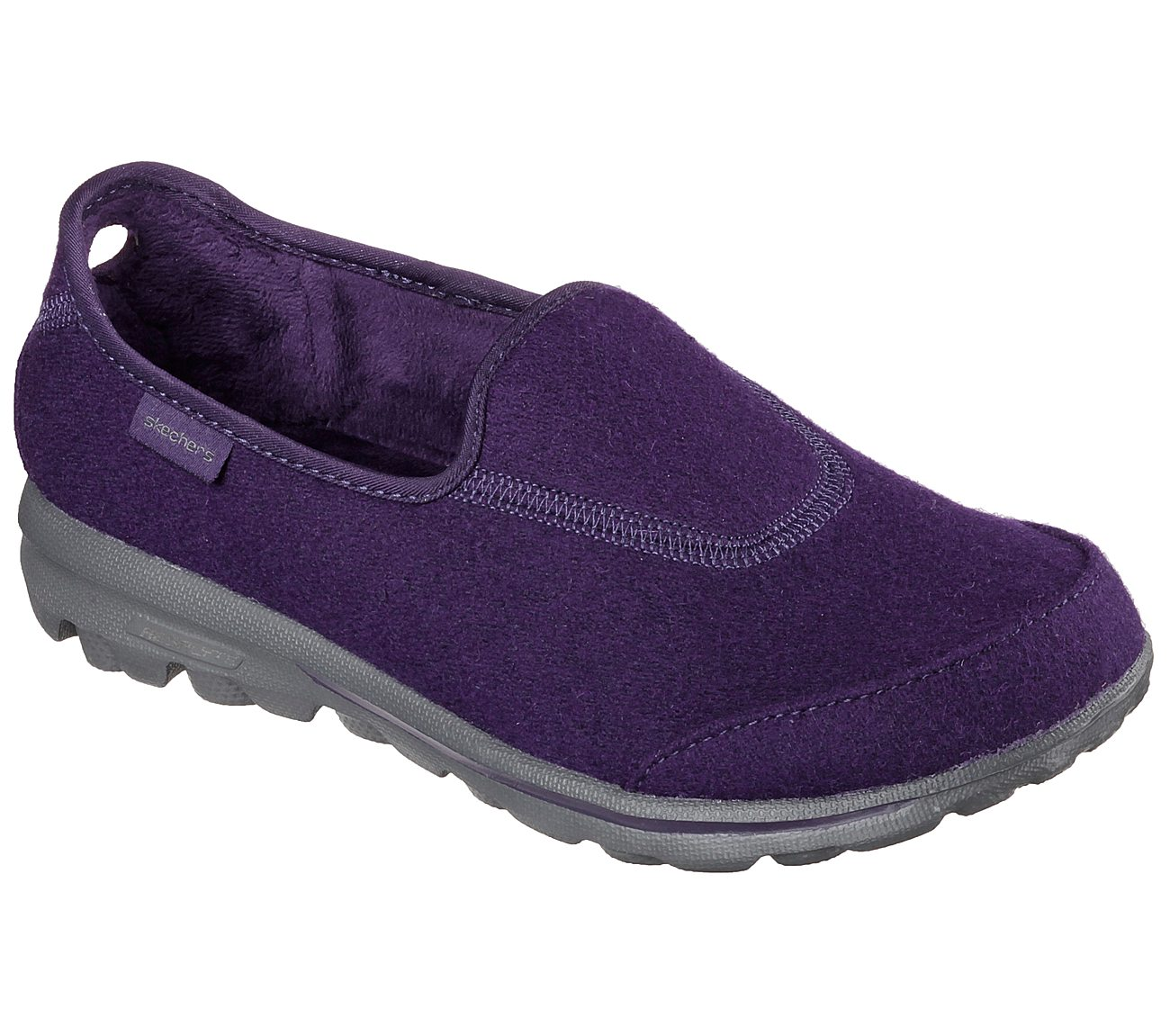 purple skechers