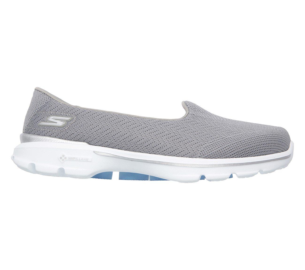 Skechers Damen Go Walk 3 Sneaker: Skechers: