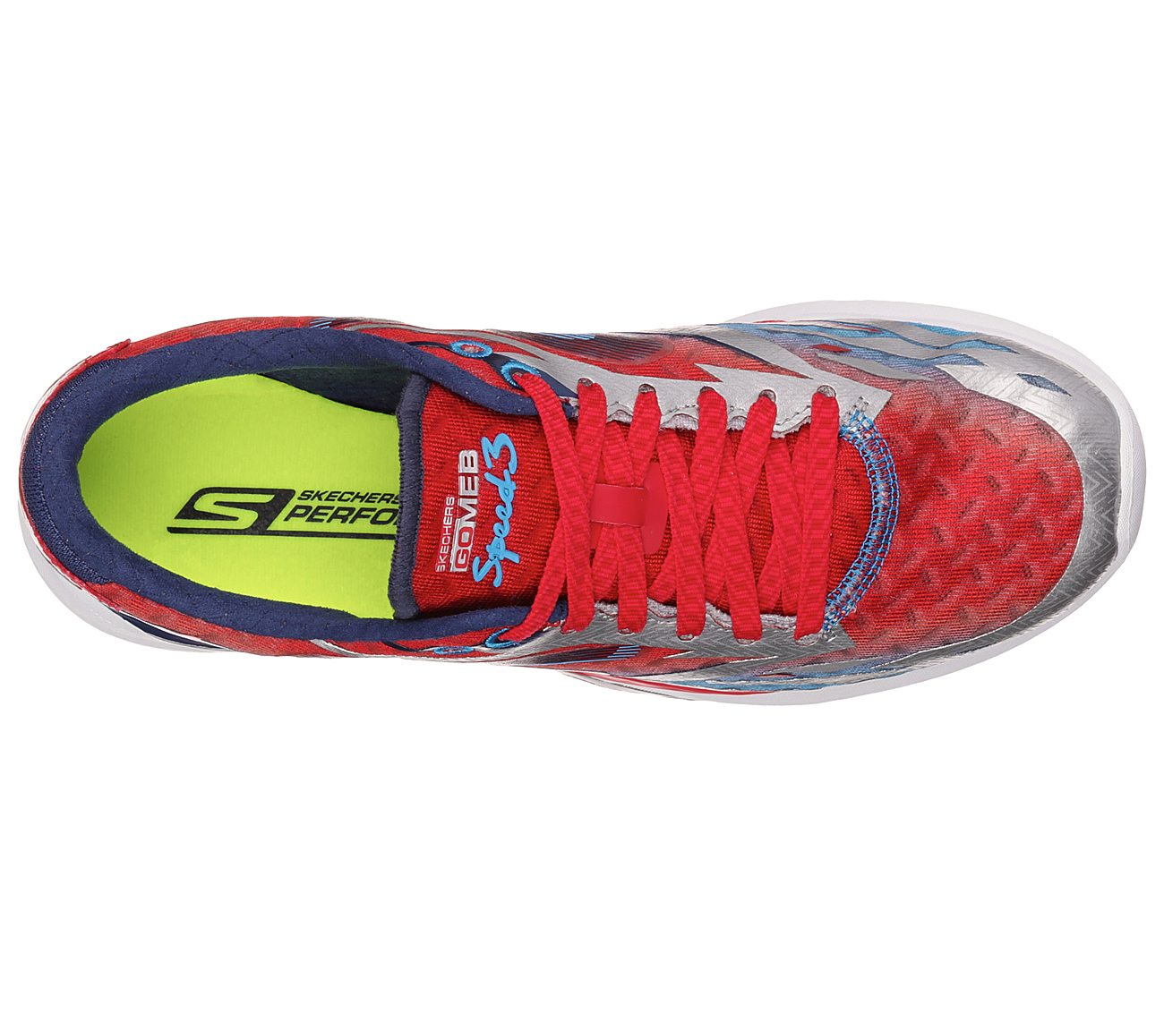 skechers gomeb speed 2 mens silver