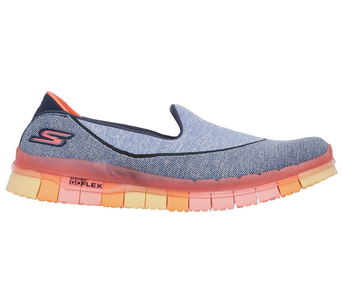 اسکچرز/زنانه/کفش اسکچرز دخترانه SKECHERS GO FLEX WALK 14010